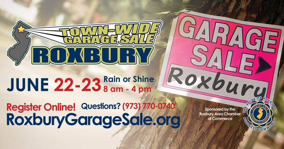 2019 Roxbury Town-wide Garage Sale