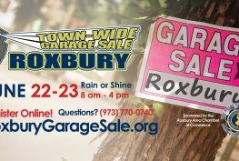 2019 Roxbury Town-wide Garage Sale