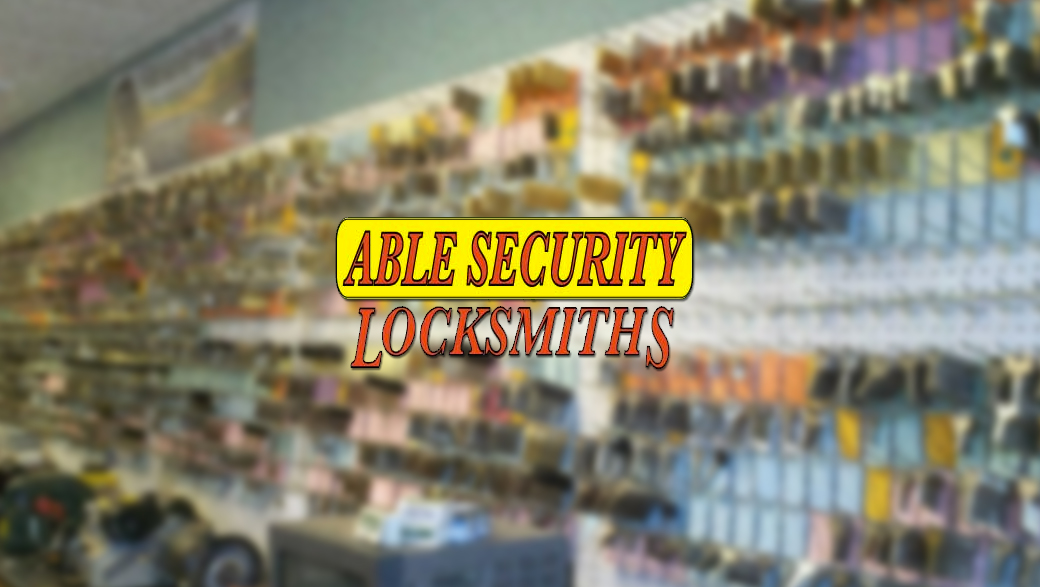 Able Security Locksmiths