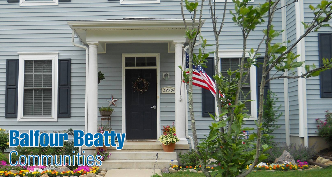 Picatinny Homes - Balfour Beatty Communities