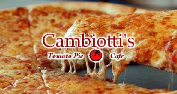 Cambiotti's Tomato Pie Cafe