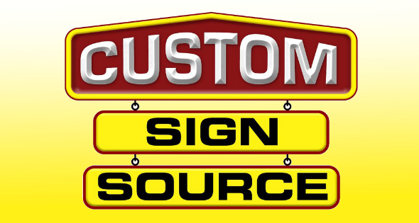 Custom Sign Source