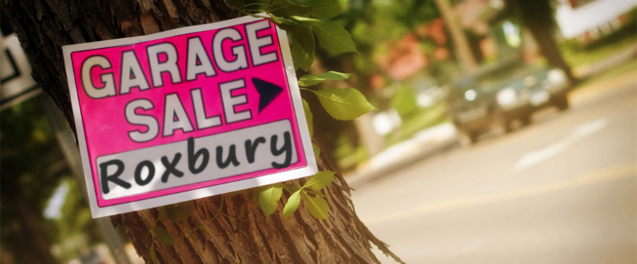 Roxbury Town-wideGarage Sale