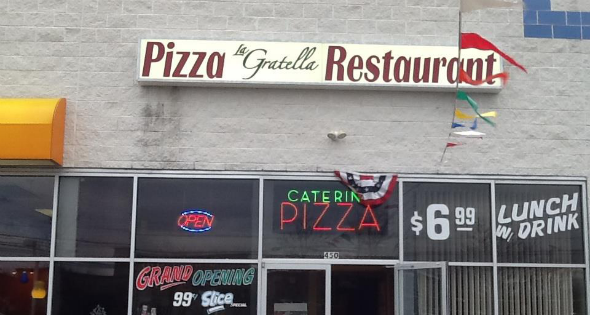 La Gratella Pizzeria Restaurant & Catering