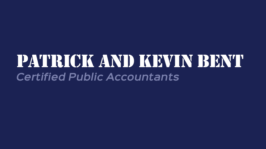 Patrick and Kevin Bent CPAs