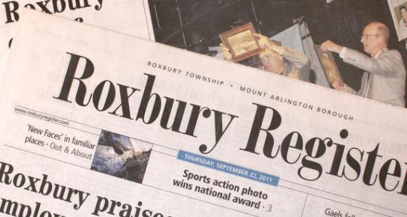 Roxbury Register
