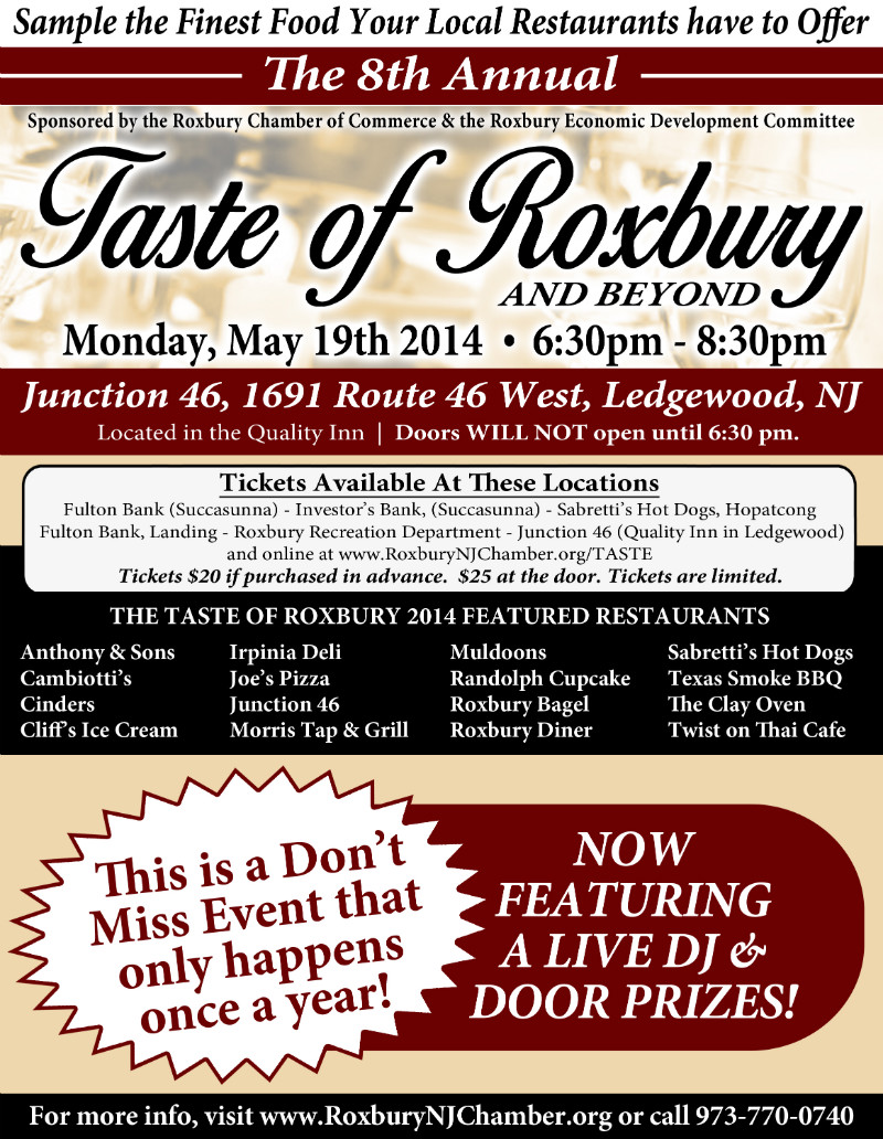 2014 Taste of Roxbury